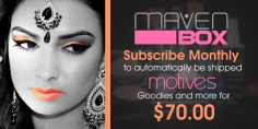 Maven Box Subscription!